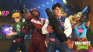 CALL OF DUTY INFINITE WARFARE ZOMBIES GAMEPLAY TRAILER BREAKDOWN! (IW Zombies In Spaceland)