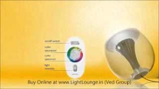 Philips LivingColors Generation 2 LED Demo (1080p HD Video)