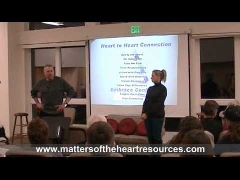 """Matters of the Heart Marriage Minute """"Healthy Boundaries"""""""