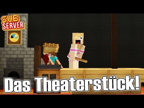 Ein Theaterstück von der Community! - Minecraft SubServer | Earliboy