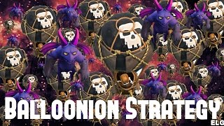 3 Star With Balloonion Attack Strategy Gameplay - Plus Over 1 Million Loot Raid! - Clash of Clans