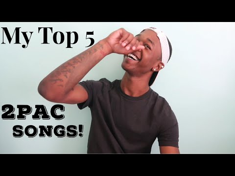 MY TOP 5 2PAC SONGS