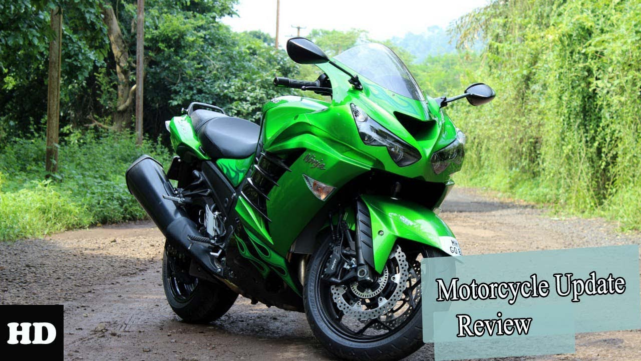 Hot News!! 2019 Kawasaki Ninja ZX14R Premium Features Edition First  Impression HD