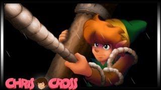 La Leyenda de Zelda: a Link Awakening DX Intro Animación Dibujada a Mano