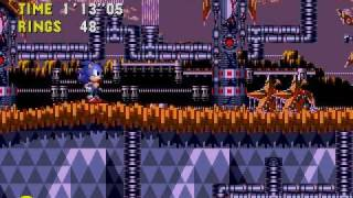 Sonic CD (Sega CD) - 100% Playthrough