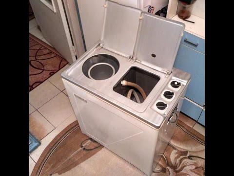 Бизнес со стиралок. Прибыль от разборки старых советских стиральных машин