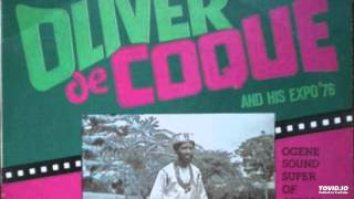 Oliver De Coque/His Expo 76: Ugbala (1980 Audio)