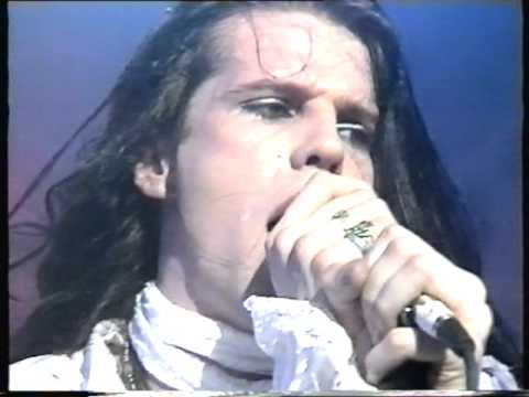 The Cult Bliss Live Concert 01/01/86