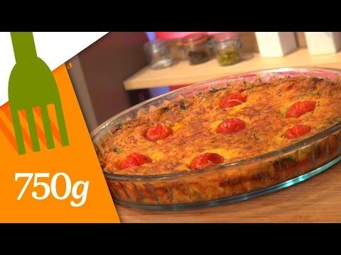 recette-de-quiche-sans-pâte---750g