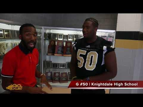 BIG MOUF MEDIA SPORTS Knightdale High School G #50 [2018]