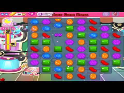 Candy Crush Saga Level 20 Only 3 StarS (Уровень 20) Candy Factory Master