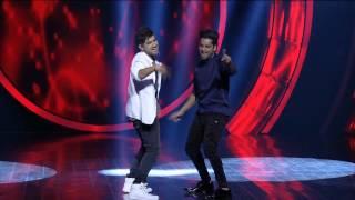 D 4 Dance Reloaded I Neerav & Kukku - Tera Hero Idhar Hai I Mazhavil Manorama