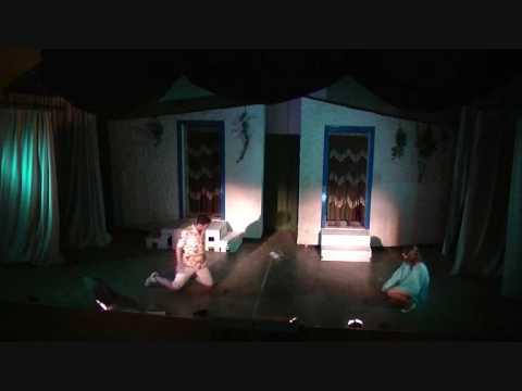 Ver Video de Maria Jose Loyola MAMMA MIA! musical J.María y Loyola - Fija tu amor en mí