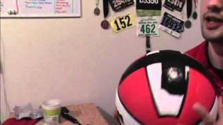 DIY: Homemade 20lb Medicine/Slam Ball