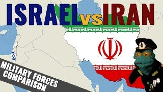 Iran vs Israel: Military forces comparison (2018)  + an important poll!