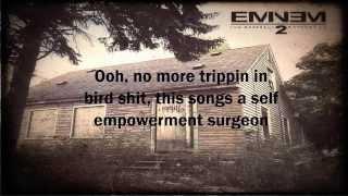Eminem - Groundhog Day (Dirty) (Lyrics Video !!)