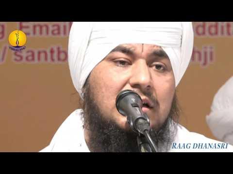25th AGSS-2016:  Raag Dhanasri Aarti Bhai Gurpartap Singh Ji Student of Jawaddi Taksal