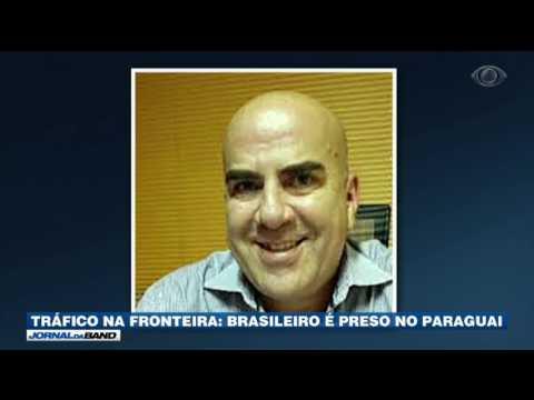 Bandido mais procurado do RS é preso no Paraguai