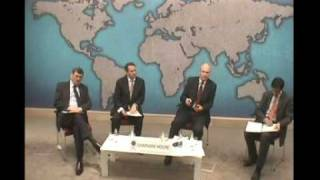 Bob Ainsworth, Liam Fox and Nick Harvey: UK Security and Defence