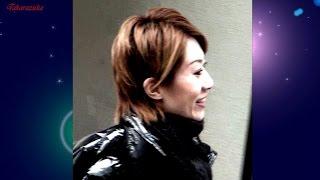 大ちゃん、千秋楽イベント前の宙組生に遭遇❆宝塚歌劇100周年