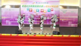 2015-03-07 石圍角小學啦啦隊 - 荃灣愉景新城表演