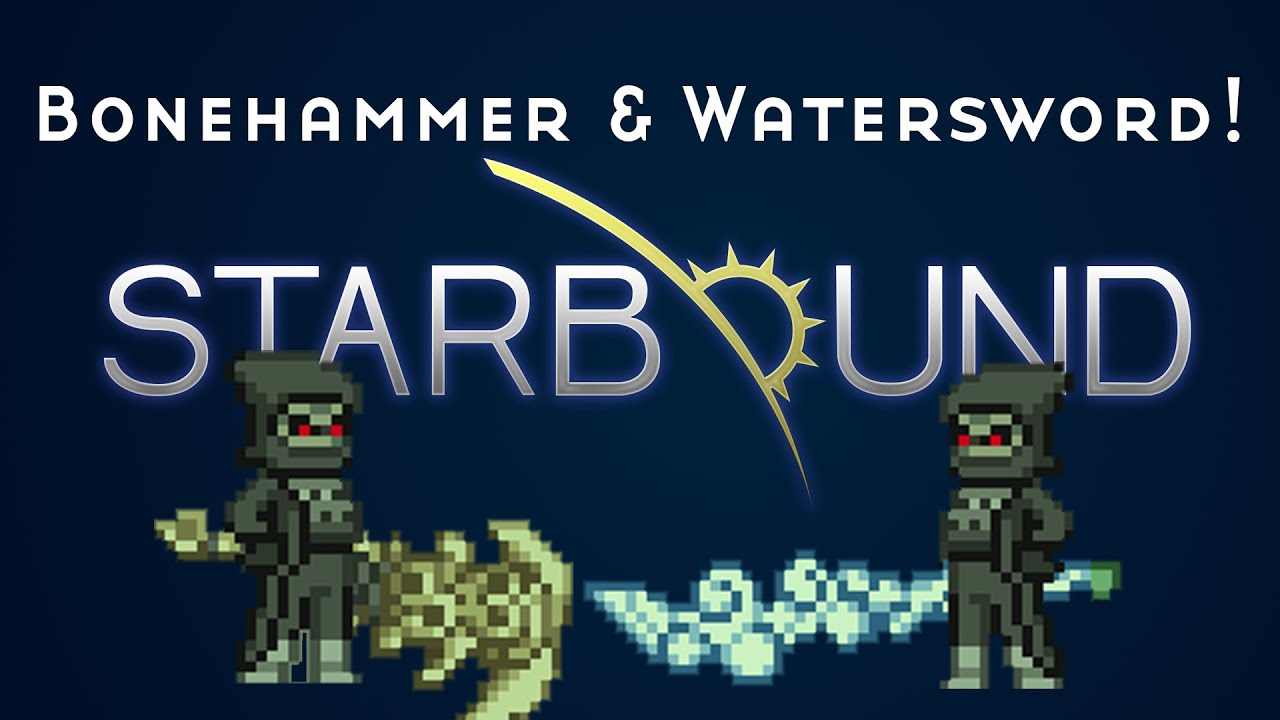 All-Time Top 10 Rare Weapons in Starbound - gamerun.org
