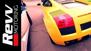 Revv Motoring - Season 1 Episode 7 - Lamborghini Owners of Malaysia