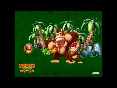 Donkey Kong Country Returns - Life In The Mines