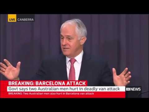 George Brandis spoke with 'eloquence & wisdom' over Pauline Hanson burqa stunt
