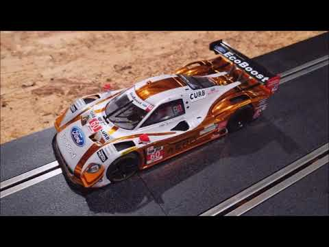 Scalextric Ford Daytona Prototype 1/32 analog/digital slot car