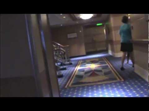 Disney dream cruise ship deck 5 tour youtube Dream floor