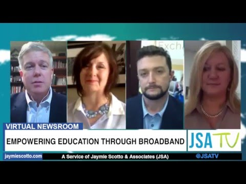 Empowering Education through Broadband: An Industry Roundtable Discussion