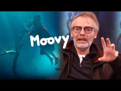 The Shape of Water & Dan Laustsen Moovy TV 74