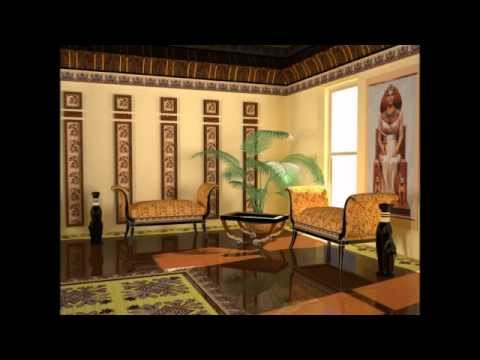 modern ancient egyptian design style YouTube