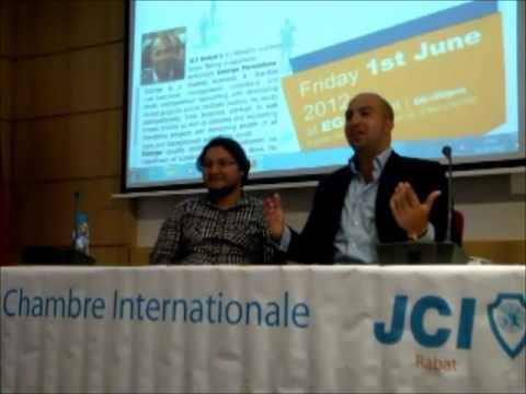 JCI Rabat Business: Conference: