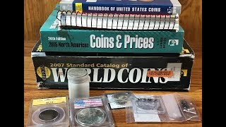 Valuing a Coin Collection: Numismatic (Collectors) Value