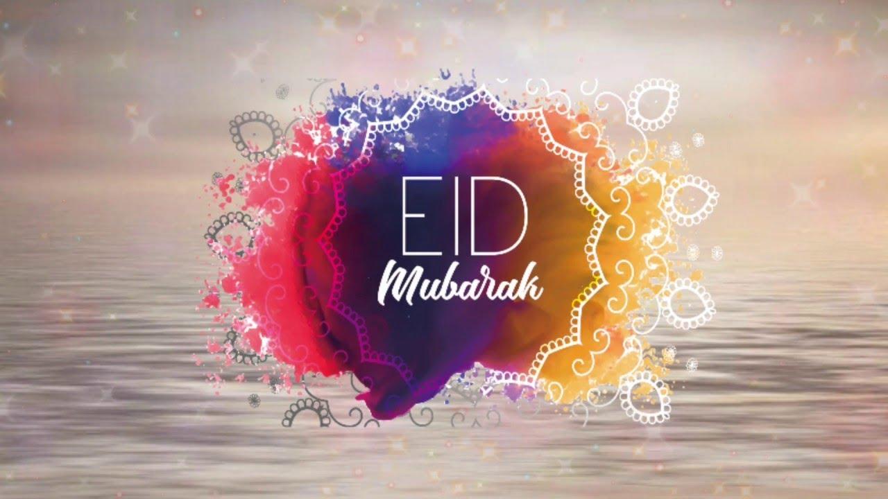 eid mubarak from a little girl  eid greetings  happy eid