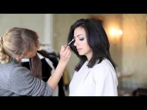 Stella fotoshoot med Hadia Tajik