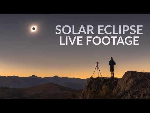 Photographing A Total Solar Eclipse (Chile 2019)