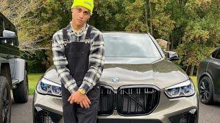 Darius Dobre Bought A Brand New Car (BMW X5M)