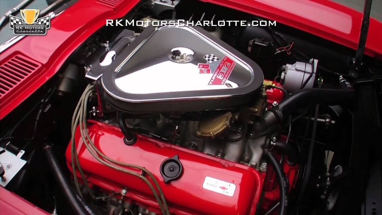 132703 / 1967 Chevrolet Corvette Stingray - YouTube
