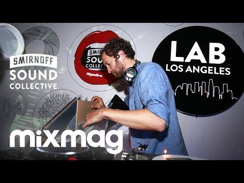 EDDIE C's disco acid house set in The Lab LA