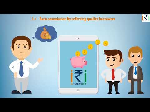 Become Channel Partner of i2ifunding.com - India's most trusted Peer to Peer Lending Platform.