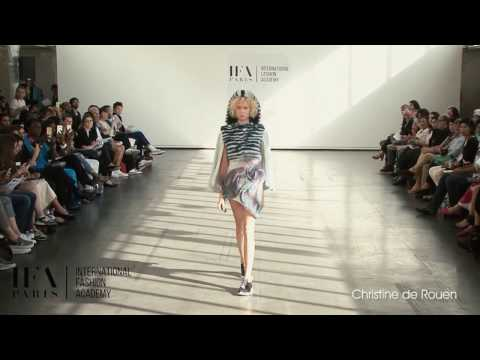 [FULL VIDEO] 2016 IFA Paris Bachelor Fashion Design Graduation Fashion Show