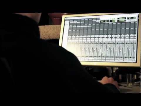 Time Lapse of Engineer Brent Andis Mixing Local Rhythm's 3rd Album