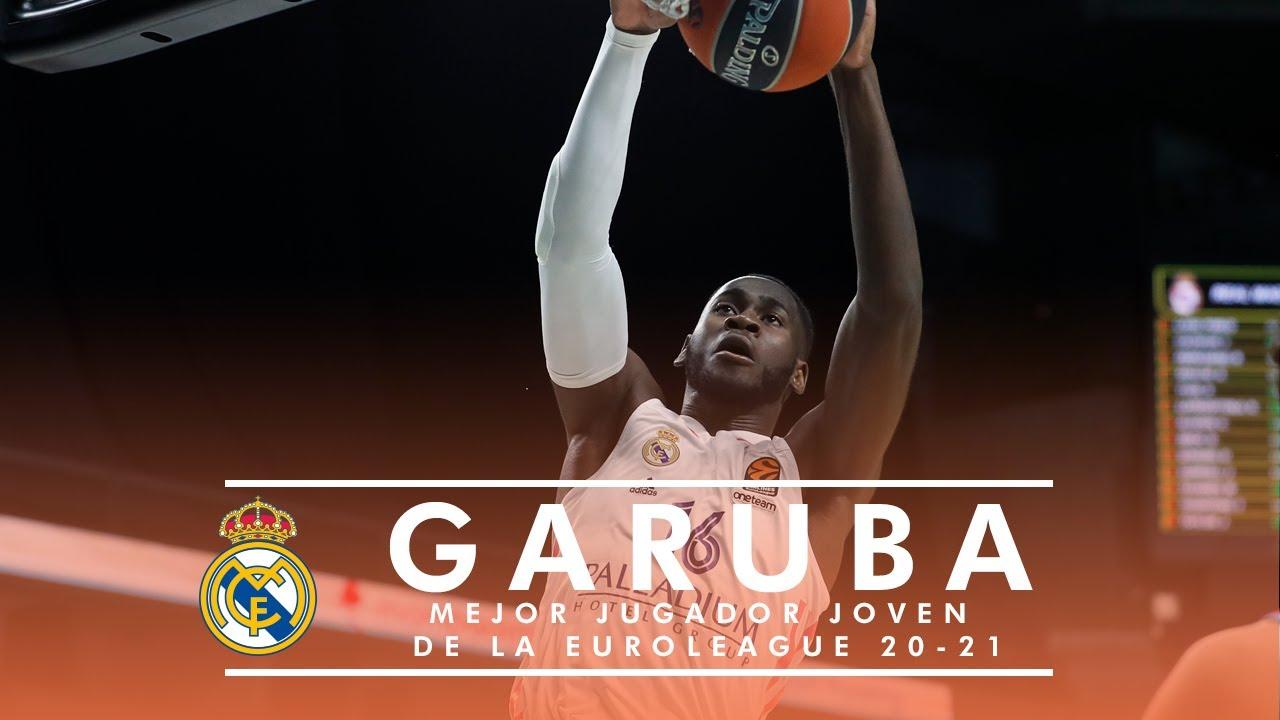 Garuba | ¡Mejor JUGADOR JOVEN de la EuroLiga 20-21!