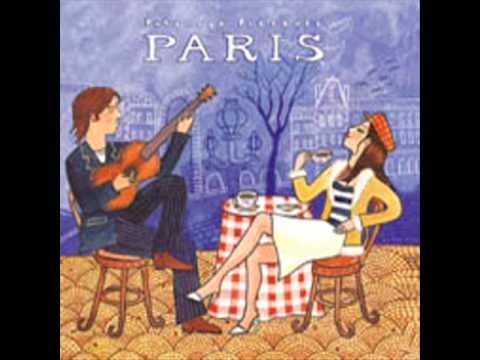 Paris Combo - Lettre A P