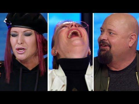 Här prankar superstjärnan den svenska Idol-juryn (TV4)