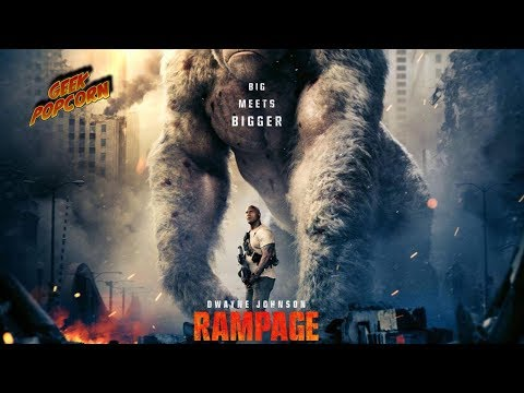RAMPAGE ตำนานอสูรกายยักษ์ทลายโลก | Geek Popcorn Special