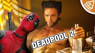 How Deadpool 2's Extended Cut Teases a Wolverine Team-Up! (Nerdist News w/ Jessica Chobot)